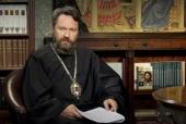 Mitropolitul de Volokolamsk Ilarion: Patriarhul Bartolomeu se crede arbitru al destinelor Ortodoxiei