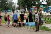 В Благовещенской епархии помогают пострадавшим от наводнения