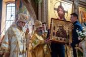 Иерарх Украинской Православной Церкви принял участие в освящении храма Супрасльской обители в Польше