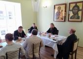 Состоялось совещание по реставрации московского подворья Православной Церкви в Америке