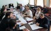 На заседании Ученого совета Минской духовной академии под председательством Патриаршего экзарха всея Беларуси подвели итоги учебного года