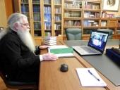 Председатель Синодальной богослужебной комиссии принял участие в заседании Совета по этике при Министерстве здравоохранения России