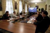Состоялось общее собрание членов Издательского Совета