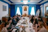 Представители Церкви и Департамента труда и социальной защиты Москвы обсудили вопросы помощи COVID-больным