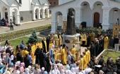 Памятник святителю Иоанну Шанхайскому освятили на его малой родине вблизи Святогорской Лавры