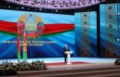Патриарший экзарх всея Беларуси принял участие в торжественном собрании, посвященном Дню независимости Республики Беларусь
