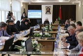 Сопредседатель Церковно-общественного совета по защите от алкогольной угрозы выступил на заседании президиума Совета Республики в Полоцке