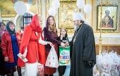 На продуктовую помощь нуждающимся за год в Церкви собрали свыше 28 млн рублей. Информационная сводка от 5 июля 2021 года