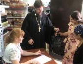 В Твери и Козельске закупили почти шесть тонн продуктов для нуждающихся на средства Синодального отдела по благотворительности