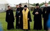Председатель Синодального отдела по делам молодежи принял участие в скаутском слете Братства православных следопытов в Кемеровской области
