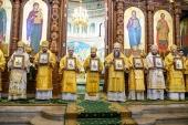 В Нижнем Новгороде состоялось празднование 300-летия Нижегородской духовной семинарии