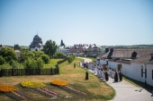 В Свияжском монастыре освящен восстановленный храм XVI века