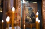 В Толмачи на поклон к Владимирской
