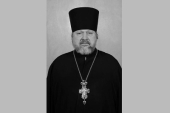 Преставился ко Господу первый проректор Алма-Атинской духовной семинарии митрофорный протоиерей Александр Милованов