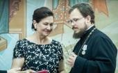 Заместитель председателя Синодального отдела по делам молодежи награжден медалью Кемеровской области «За веру и добро»