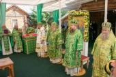 Управляющий делами Московской Патриархии возглавил в Муроме торжества по случаю дня памяти святых Петра и Февронии Муромских