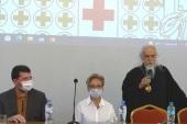 В Учебном центре больницы святителя Алексия в Москве открылись курсы добровольцев «красных зон» стационаров