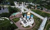 Святейший Патриарх Кирилл принял ректора Николо-Угрешской духовной семинарии