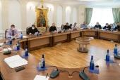 Патриарший экзарх всея Беларуси провел совещание по вопросам строительства храмов в Минске и Минском районе