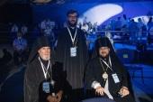 Архиереи Кузбасской митрополии приняли участие в торжествах по случаю 300-летия с начала промышленного освоения Кузбасса