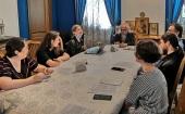 Представители Церкви и Фонда «Русь» обсудили вопросы помощи нуждающимся