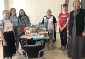 В Рославльской епархии прошли социальные практики для школьников