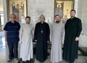 Православные библеисты посетили семинарию Сирийской Ортодоксальной Церкви