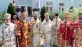 Иерарх Украинской Православной Церкви принял участие в торжествах Болгарской Церкви в Силистре