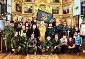 В Башкортостане состоялся VI слет казачьих кадетов Салаватской епархии