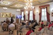 В Элисте прошел круглый стол «Святой Петр Ордынский — монгольский молитвенник о России»