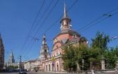 Интерьерам церкви апостолов Петра и Павла на Новой Басманной улице г. Москвы вернут исторический облик
