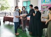 Православный приход в таиландском Чиангмае передал кислородные аппараты для больных коронавирусом