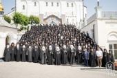 В Почаевской лавре состоялся съезд монашествующих Украинской Православной Церкви