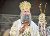 Поздравление Святейшего Патриарха Кирилла Предстоятелю Сербской Православной Церкви с 60-летием со дня рождения