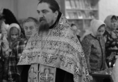 Скончался клирик Уржумской епархии иерей Евгений Гулин