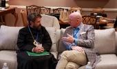 Председатель Отдела внешних церковных связей встретился с президентом правозащитной организации Open Doors