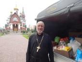 Челябинская епархия оказала помощь пострадавшим от лесных пожаров районам Челябинской области