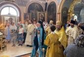 На подворье Сербской Православной Церкви в Москве прошли торжества по случаю престольного праздника