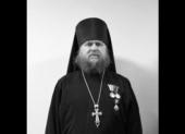 Преставился ко Господу клирик Скопинской епархии игумен Серафим (Сергеев)