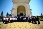 Завершился V Евразийский форум казачьей молодежи, организованный Синодальным комитетом по взаимодействию с казачеством