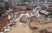 Соболезнование Святейшего Патриарха Кирилла в связи с повлекшим гибель людей сильным наводнением в Германии