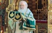 Патриаршая проповедь в Неделю 4-ю по Пятидесятнице, день памяти преподобного Сергия Радонежского