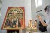 В Твери молитвенно отпраздновали Собор Тверских святых