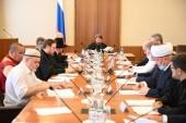 Состоялось очередное заседание Комиссии по международному сотрудничеству Президентского совета по взаимодействию с религиозными объединениями