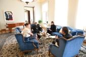 Председатель ОВЦС встретился с послом Германии в России