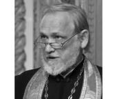 Скончался клирик Санкт-Петербургского подворья Валаамского монастыря протоиерей Александр Точилов