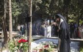 В 40-й день после кончины архиепископа Александра (Ищеина) в Баку состоялись поминальные богослужения