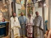 Группа паломников Украинской Православной Церкви посетила греческий остров Корфу