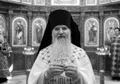 Патриаршее соболезнование в связи с кончиной насельника Валаамского монастыря архимандрита Мефодия (Петрова)