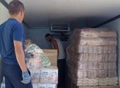 В Великолукской епархии передадут более 2 тонн продуктов нуждающимся от Синодального отдела по благотворительности
